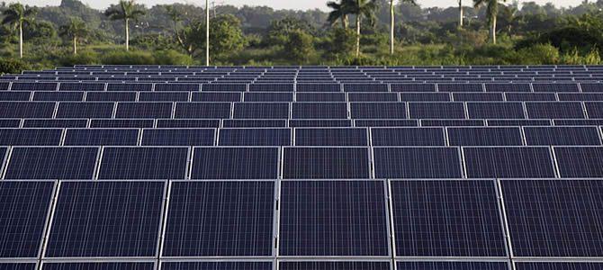 L'Afrique du Sud vient d'ouvrir le premier aéroport à énergie solaire du continent