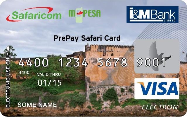 Safaricom  - M-PESA va avoir sa propre carte de débit pour concurrencer les banques