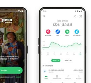 Kenya: Safaricom lance l'application Lipa Na M-Pesa Business