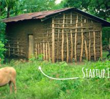 Le discours formaté des startups parodié par un village africain