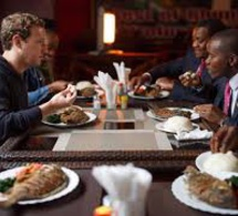 Visite surprise de Mark Zuckerberg à Nairobi pour en apprendre davantage sur le mobile money