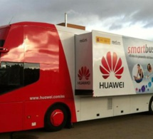 Huawei veut rendre le transport plus intelligent sur le continent