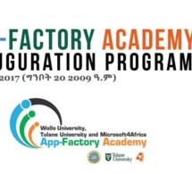 Microsoft 4Afrika lance AppFactory Academy en Ethiopie