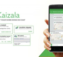 Lancement de l'application Microsoft Kaizala au Kenya