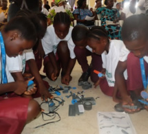 Des élèves libériens vont participer à une compétition internationale de robotique