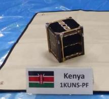Le Kenya a lancé avec succès son premier satellite dans l'espace