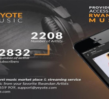 Rwanda: Des Rwandais basés aux États-Unis développent une application mobile pour promouvoir la musique locale