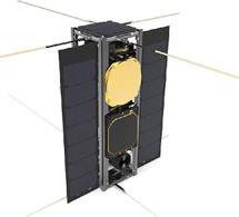 L'Afrique du Sud lance le nanosatellite le plus avancé du continent