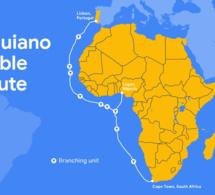 Google Cloud va construire un nouveau câble sous-marin reliant l'Afrique du Sud, le Nigeria et le Portugal