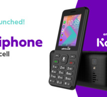 Africell lance son smart feature phone compatible 3G