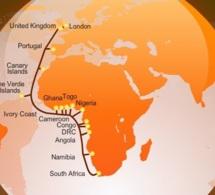 La RDC se connecte en fibre optique