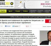 Le conflit entre l'État algérien et l'opérateur mobile Djezzy pourrait se décanter...
