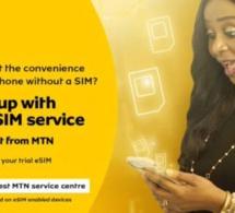 Nigéria: MTN va commencer l'essai de la technologie e-SIM