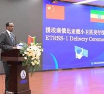 La Chine livre officiellement le satellite ETRSS-1 à l'Ethiopie