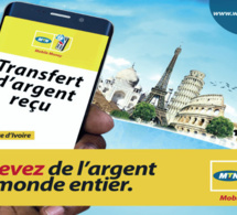 MTN Mobile Money se mondialise
