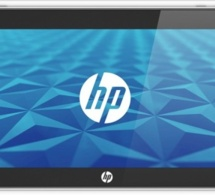 ALGERIE : HP PRESENTE SA NOUVELLE TABLETTE TACTILE