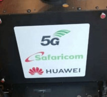 Safaricom lance un réseau commercial 5G au Kenya