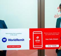 Kenya : les clients d'Airtel peuvent désormais recevoir de l'argent depuis 129 pays, gratuitement