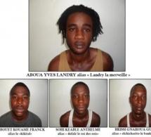 Cote d'Ivoire: un groupe de cybercriminels épinglé à Yopougon