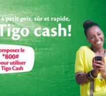Sénégal: Tigo lance son service de transfert rapide d'argent, baptisé « Tigo Cash »