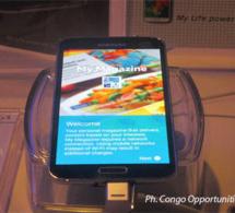 Congo-Kinshasa: Samsung lance le Galaxy S5 en RD. Congo