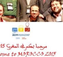 Maroc: La Coupe du monde du Génie informatique 2015 prévue pour mai prochain