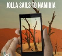 Jolla s'installe en Namibie et signe un partenariat avec Telecom Namibia