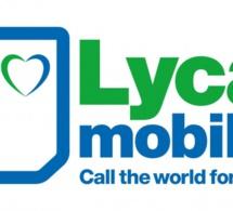 L'opérateur de réseau mobile virtuel « Lycamobile » arrive en Tunisie
