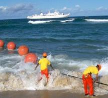 Orange annonce le début de la phase II du câble sous-marin Ace